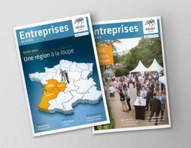 Magazine Entreprises en Vienne